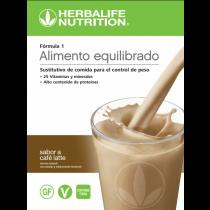 La Nueva Generación Fórmula 1 - Comida saludable Café Latte