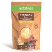 Tri Blend Select - Mezcla para Batido de Proteínas Plátano 600 g