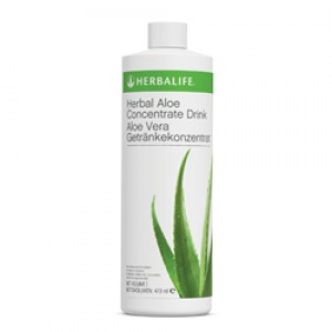 Concentrado Herbal Aloe Sabor Original