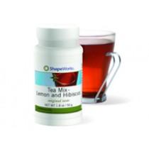 Koffeinhaltiges Instantgetränkmit Tee-Extrakten