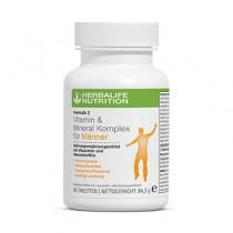 Formula 2 Vitamin & Mineral Komplex für Männer