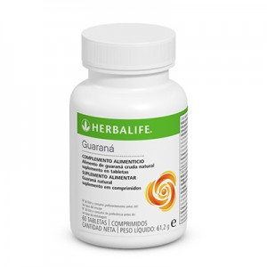 Compresse Herbalife Guaranà (N-R-G)