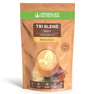 Tri Blend Select - Preparato proteico solubile in acqua Banana