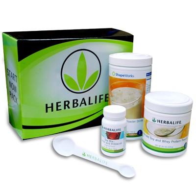 Herbalife Start Now Pack ( Original Flavour Tea Mix 50/100 gr)