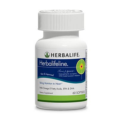 Herbalifeline® - Omega 3 Fish Oil with EPA & DHA