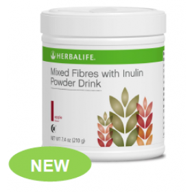 Mixed Fibres with Inulin Powder Drink