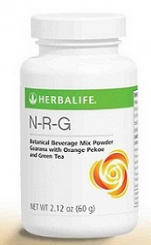 Herbalife N-R-G Nature's Raw Guarana Tea