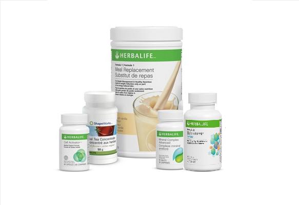 Herbalife Basic Plus Pack