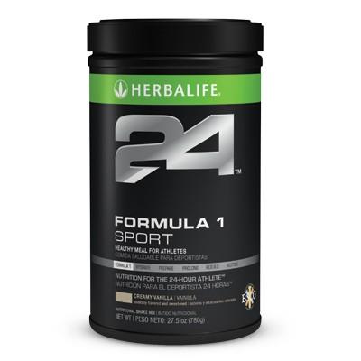 Herbalife24 Formula 1 Sport Creamy Vanilla