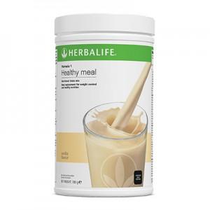 Formula 1 Shake Vanilla 780g (30 portions)
