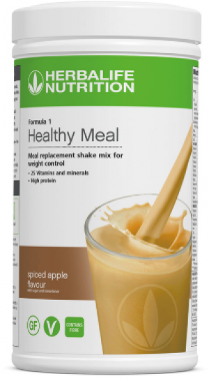 Formula 1 Nutritional Shake Mix Spiced Apple