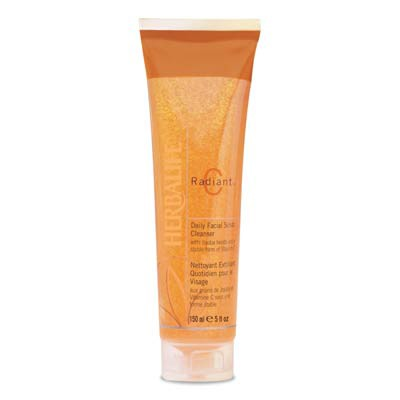 Radiant C® Daily Facial Scrub Cleanser