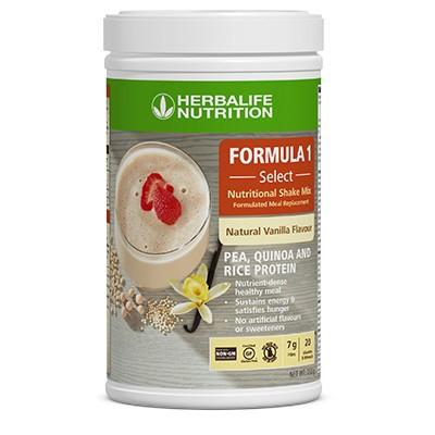 Formula 1 Select Nutritional Shake Mix