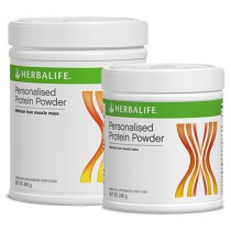 Personalized Protein Powder 360 gr