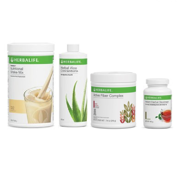 Herbalife Starter Pack | Independent Herbalife Member | ShoptoShape Canada