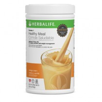 Formula 1 Nutritional Shake Mix Orange Cream