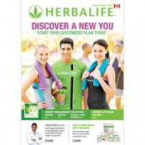 Herbalife Canada Product Catalog
