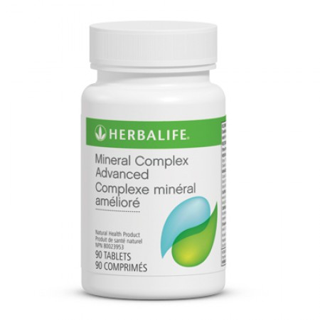 Mineral Complex Advanced Cell U Loss Independent Herbalife