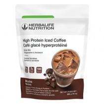 Café glacé hyperprotéiné