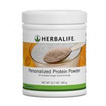 Concentré de protéines personnalisé