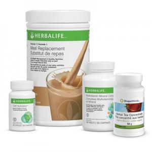 Herbalife Emballage De Base Shapeworks