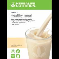 NEW Formula 1 Nutritional Shake Mix Vanilla Cream
