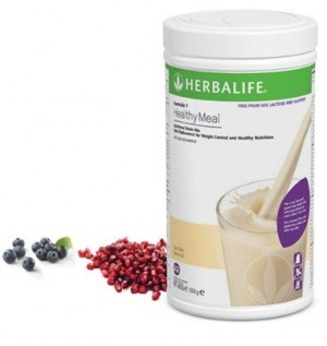 Formula 1 Shake Free From gluten, lactose and soy