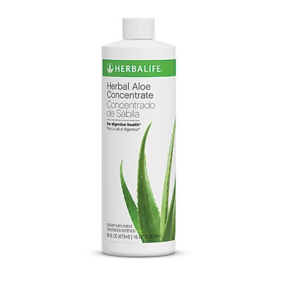 Bebidas Herbal Aloe Concentrado