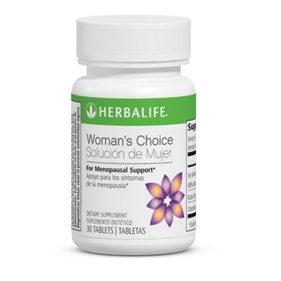 Solución de Mujer reforzada