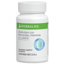 Árandano con Vitaminas, Minerales y Luteína