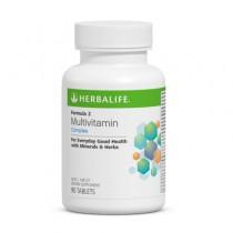 Fórmula 2 Complejo Multivitamínico 90 Tabletas