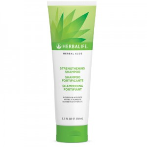 Shampoo Fortificante Herbal Aloe