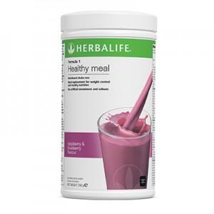 Formula 1 Nutritional Shake Mix Blueberry raspberry