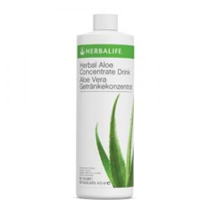 Herbal Aloe Concentrate Original 473ml