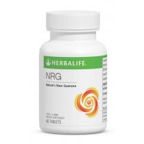 NRG Op guarana gebaseerd voedingssupplement