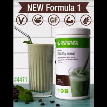 Formula 1 uitgebalanceerde maaltijd Munt chocolade 550 g
