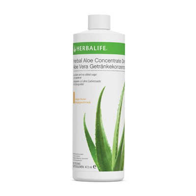 Concentrado de Herbal Aloé Manga 473 ml