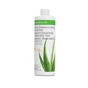 Herbal Aloe Concentrate cranberry twist