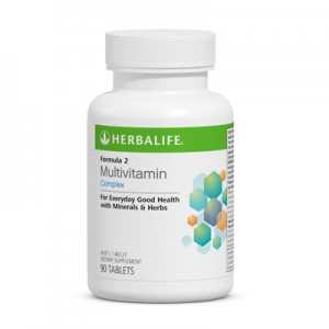 Formula 2 Multivitamin  Mineral Complex