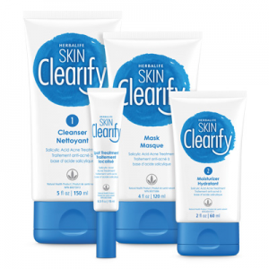 Herbalife SKIN Clearify Acne Kit