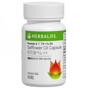 Formula 4 safflower oil pellets フォーミュラ4 紅花油ペレット