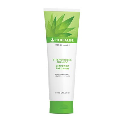Shampoing Fortifiant Herbal Aloe