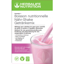 Formula 1 Boisson nutritionnelle  Douceur de fruits rouges
