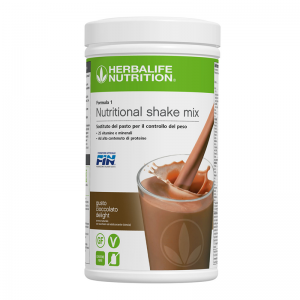 Formula 1 Boisson nutritionnelle Chocolat Gourmand
