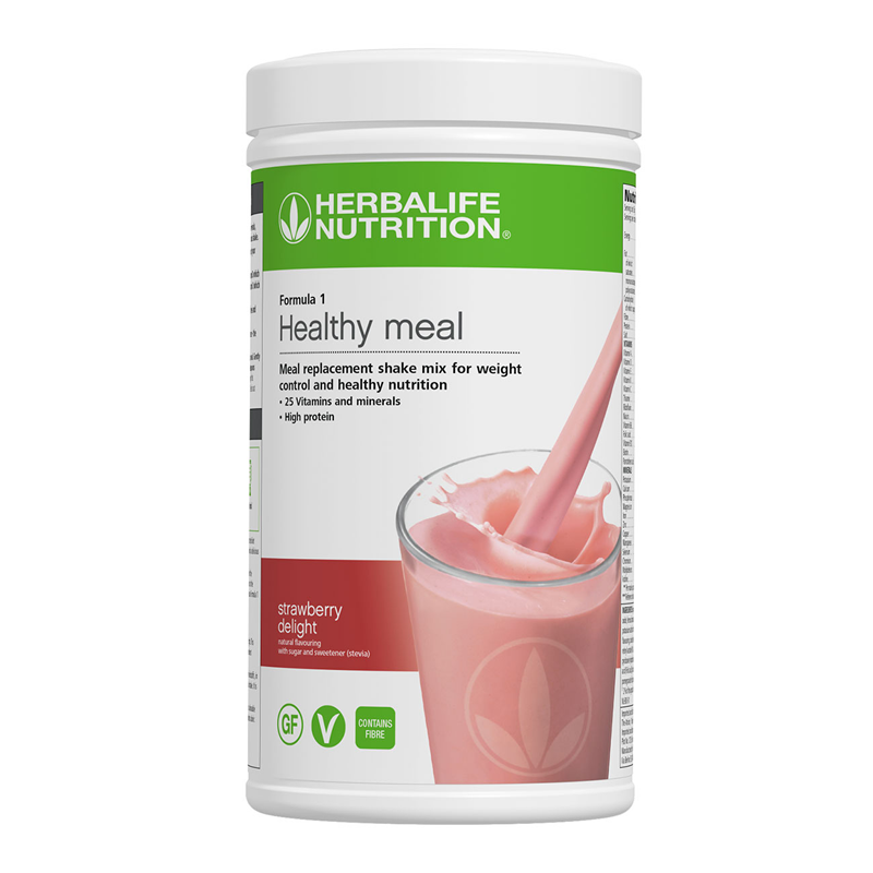 NEW Formula 1 Nutritional Shake Mix Strawberry Delight