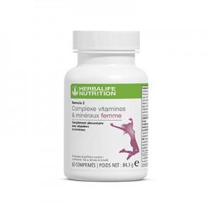 Formula 2 Vitamin & Mineral Komplex für Frauen