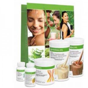 Herbalife Quickstart Plus Programm