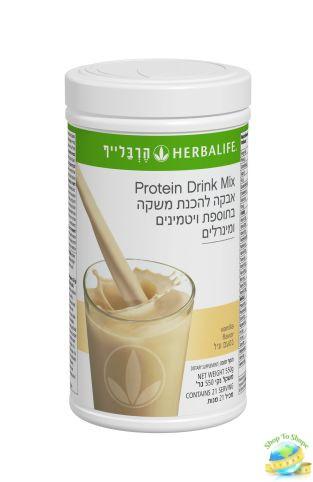 שייק הרבלייף פורמולה 1 - תערובת משקה חלבונים
