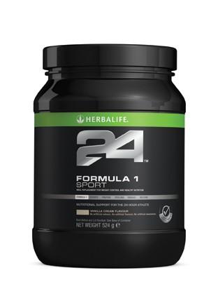 Formula 1 Herbalife24