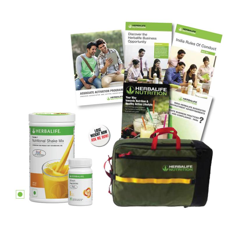 Hernalife Experience Pack